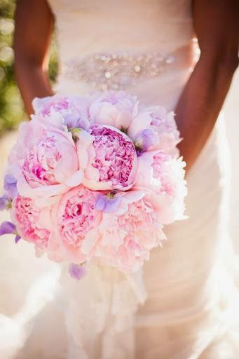 Gorgeous Peony Bouquet  Forever Amour Bridal (212) 486- 2900 www.ForeverAmourBridal.com New York, New York 10022