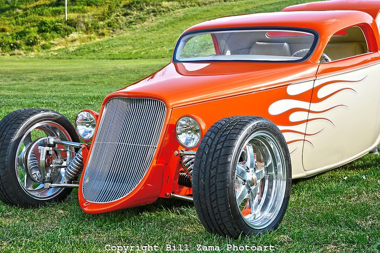 Beautiful Custom Coupe At Custom Car Show At Mineral Beach In - Pittsburgh custom car show