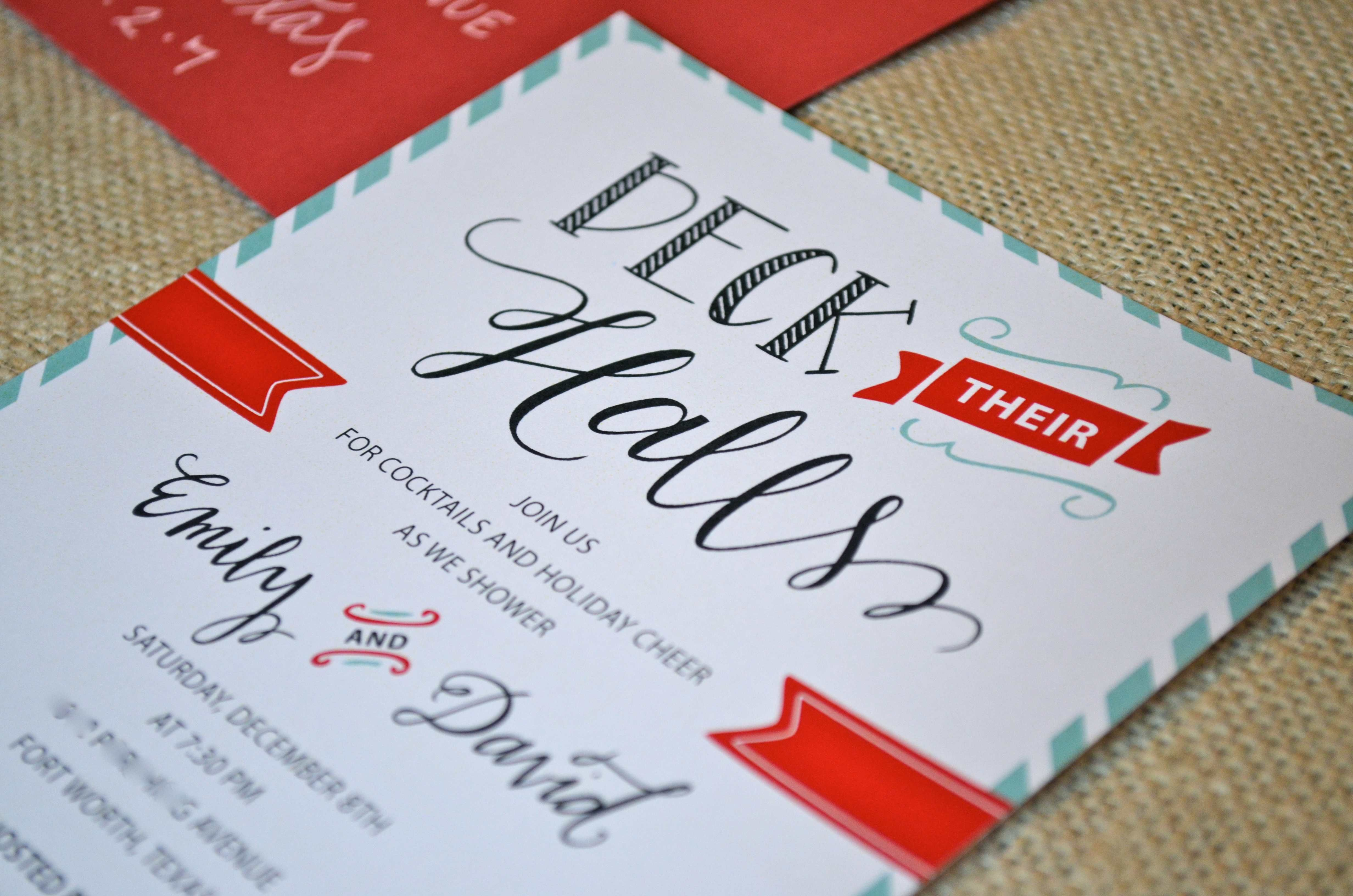 Wedding shower invitations christmas theme picture ideas references wedding shower invitations christmas theme customholidaycouplesweddingshowerinvitation jpg filmwisefo Image collections