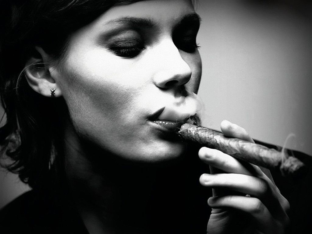 Girl cigar stories fetish