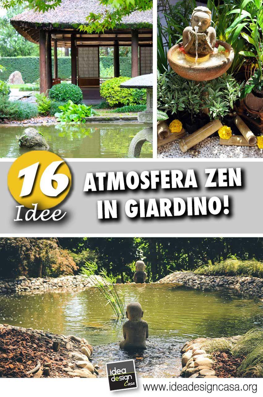 Giardino zen un giardino giapponese per un atmosf nel