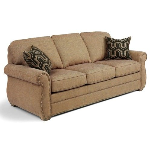Flexsteel Whitney Sofa With Turned Arms