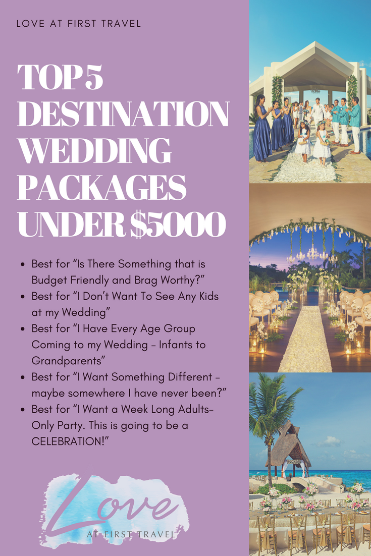 Weddings Under 5000 Budget Destination Wedding Affordable Destinati Destination Wedding Budget Destination Wedding Locations Destination Wedding Package
