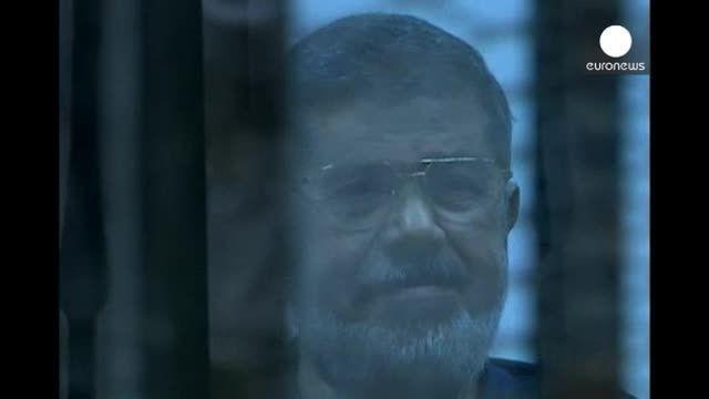 Expresidente egipcio Mohamed Mursi es sentenciado a pena de muerte