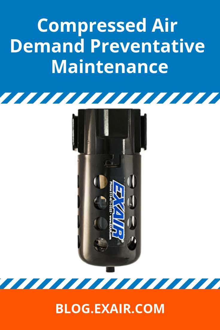 Compressed Air Demand Preventative Maintenance