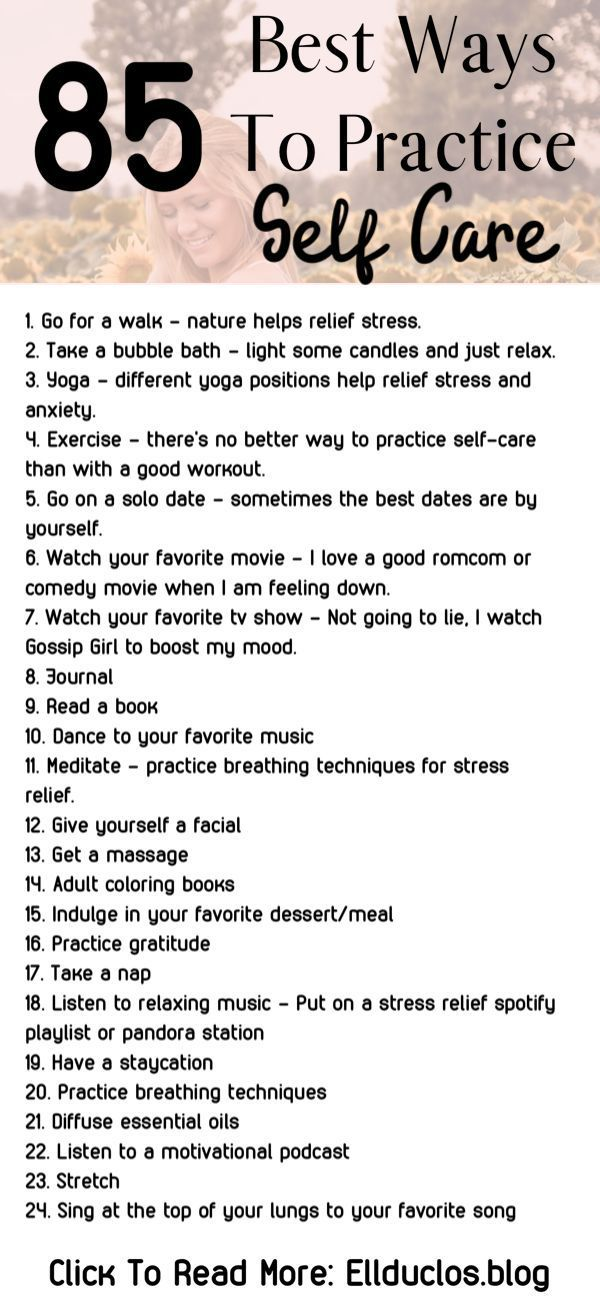 Photo of 85 Best Self-Care Ideas For When You Are Having A Bad Day