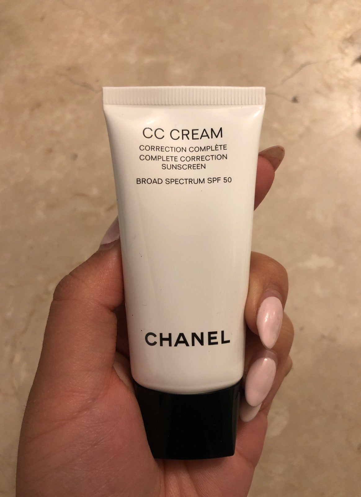 Chanel CC tinted skincare in shade 30 beige Brand new