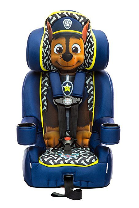 Paw Patrol Booster Car Seat