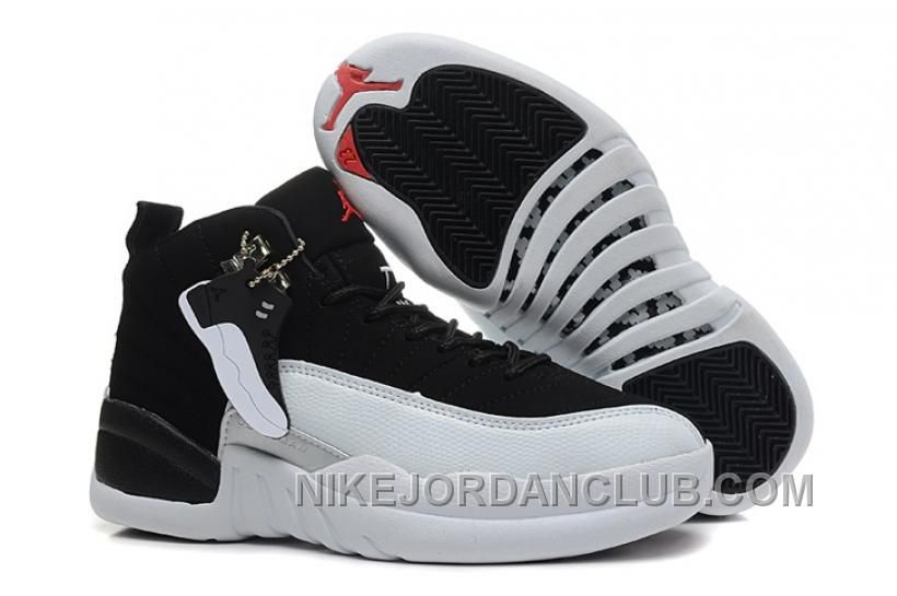 Buy Spain Nike Air Jordan Xii 12 Retro Womens Shoes Black White Red from  Reliable Spain Nike Air Jordan Xii 12 Retro Womens Shoes Black White Red  suppliers.