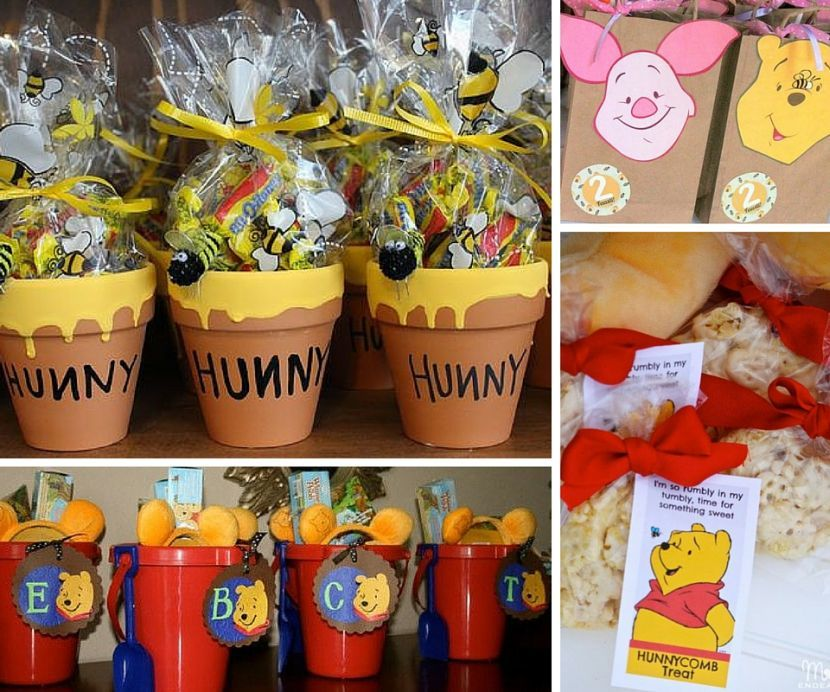 35 Stylish Winnie The Pooh Baby Shower Ideas Winnie The Pooh