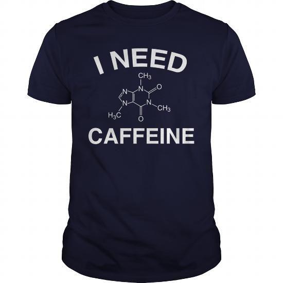 I Need Caffeine