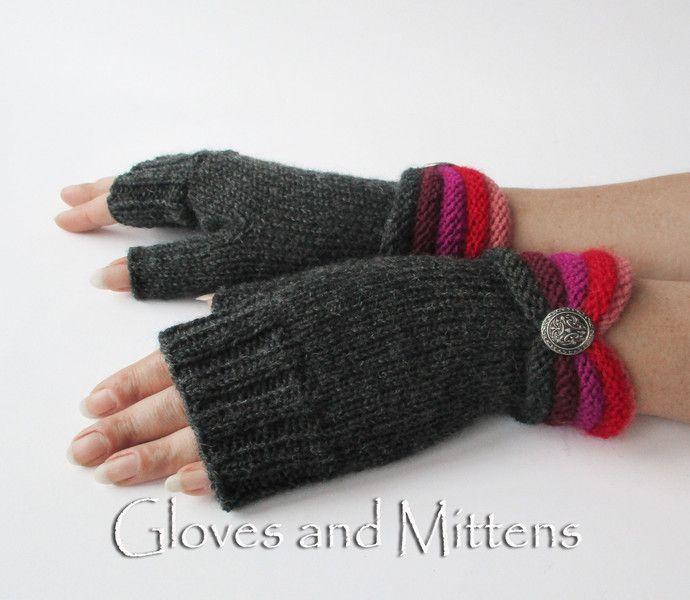 Photo of Handschuhe – Halbhandschuhe, Armstulpen, Pulswärmer. – ein Designerstück von G…