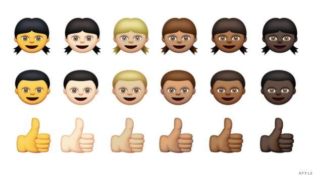 Meet Apple S New Diverse Emoji Characters Emoji Characters Emoji New Emojis