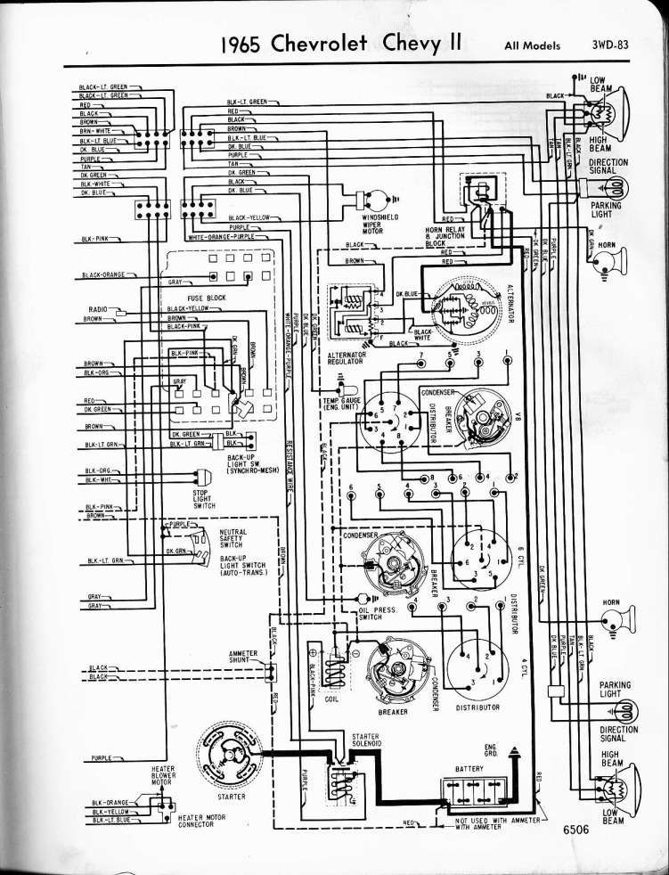 1964 chevy truck c10 wiring diagram and automotive diagrams