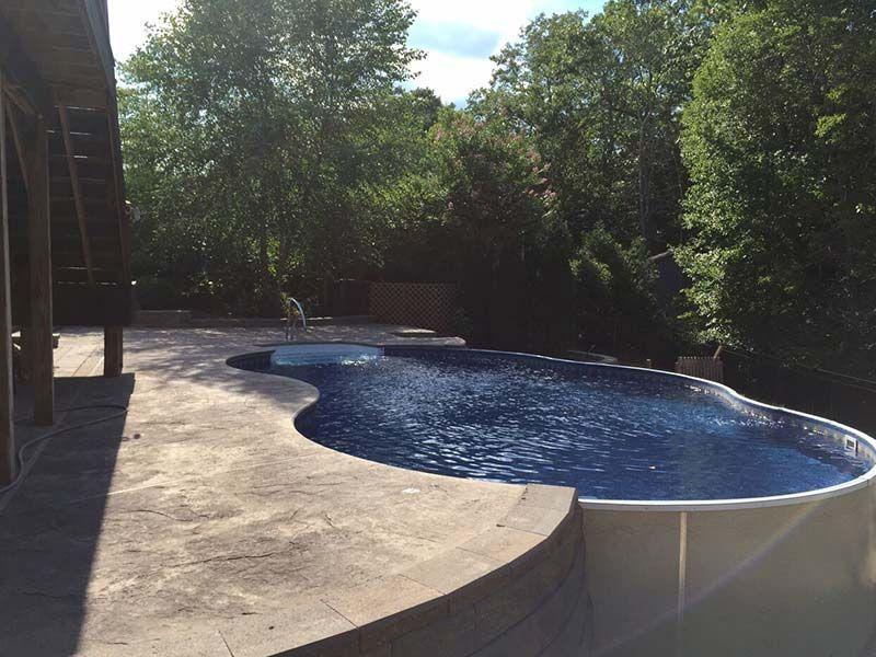Radiant Pools Brick Nj Paradise Pools Amp Spas