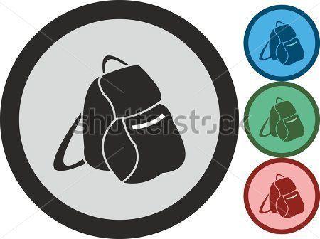 backpack tekening - Google zoeken