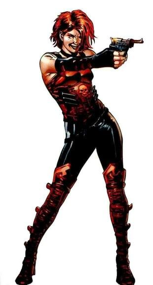 Sin - Daughter of the Red Skull