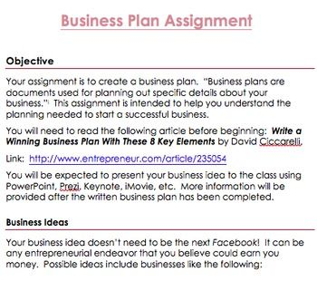 Business Teacher Cover Letter Business Class Assignments Bestseller  Business Planning