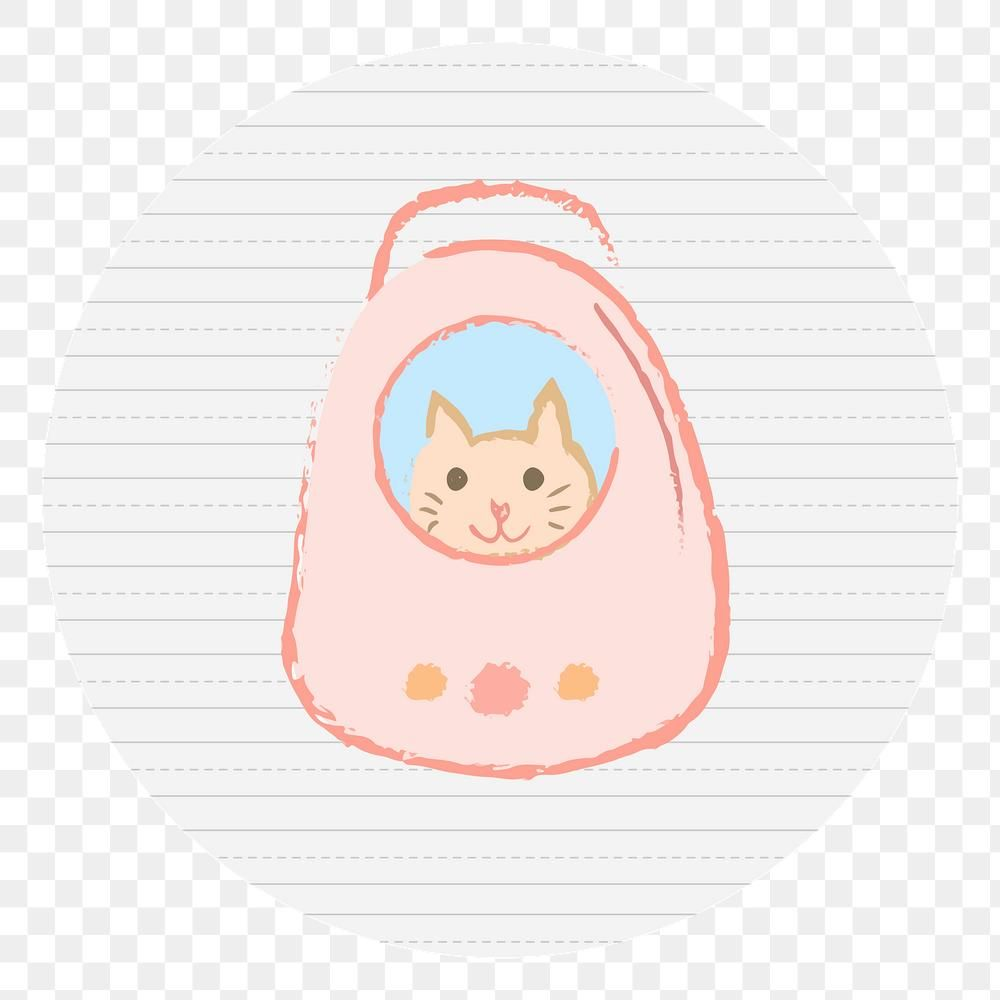 Cute Cat Story Highlights Icon For Social Media Transparent Png Free Image By Rawpixel Com Mind Cat Icon Cat Stories Cat Doodle