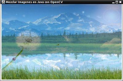 Mezclar Imagenes en Java con Opencv – Tutorial