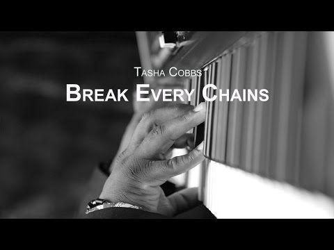 Tasha Cobbs Break Every Chain Piano Cover With Lyrics