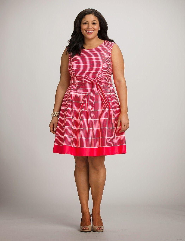Vestidos casuales para gorditas | plus size outfits | Pinterest ...