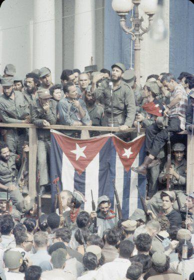 Fidel Castro: Life in Pictures