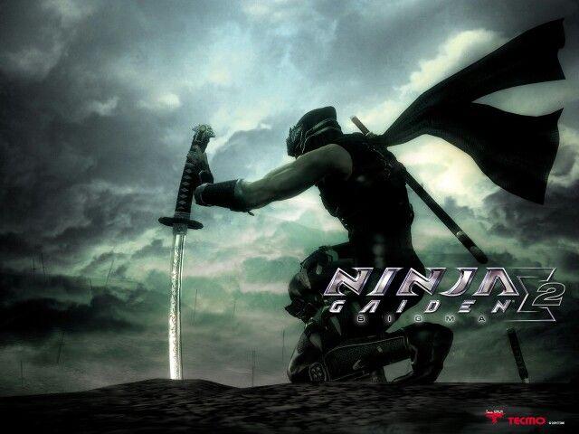 The Battle Continues For Revenge Ninja Gaiden Ninja Wallpaper Ninja