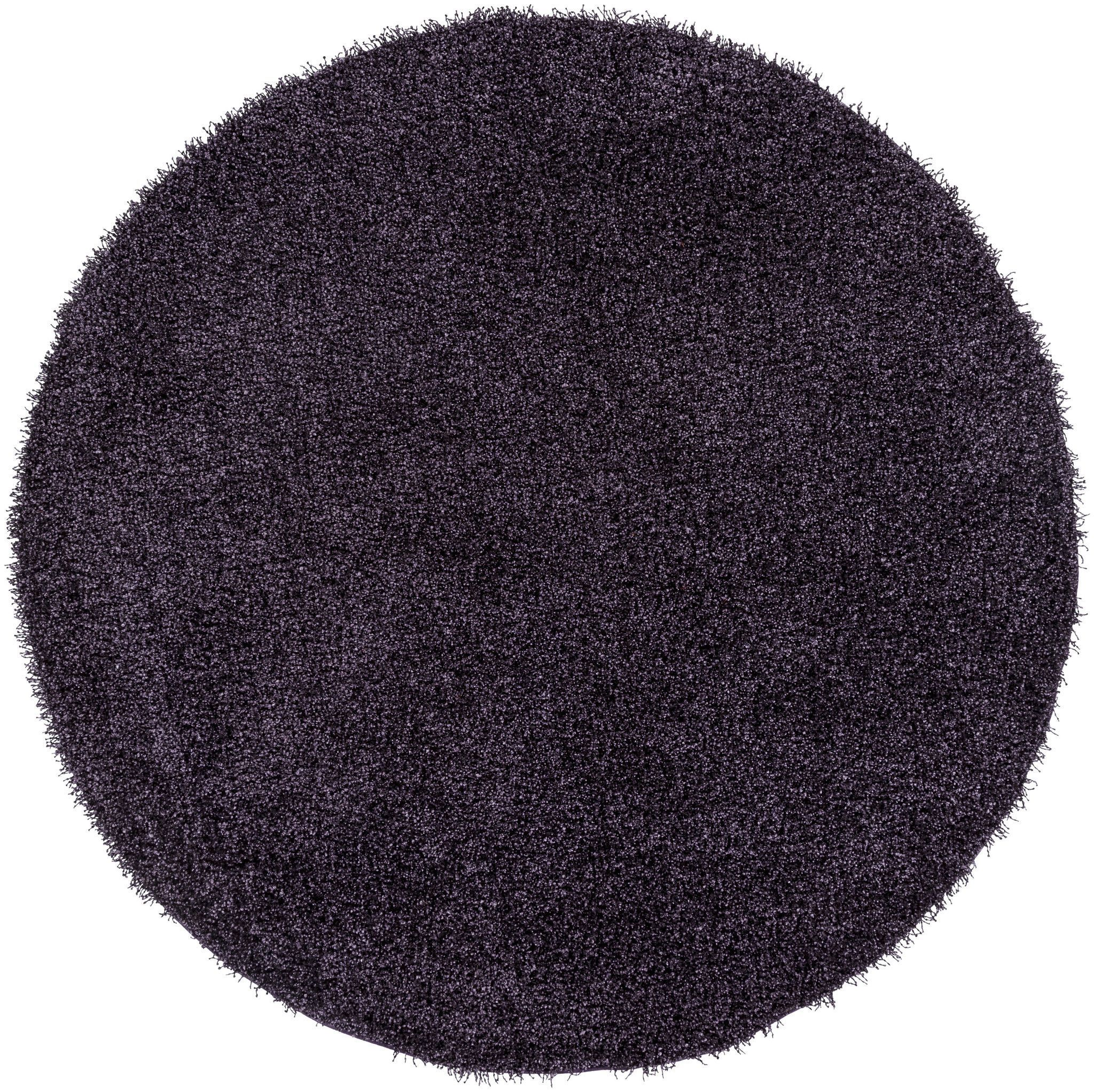 Surya CRX2997 Croix Purple Round Area Rug