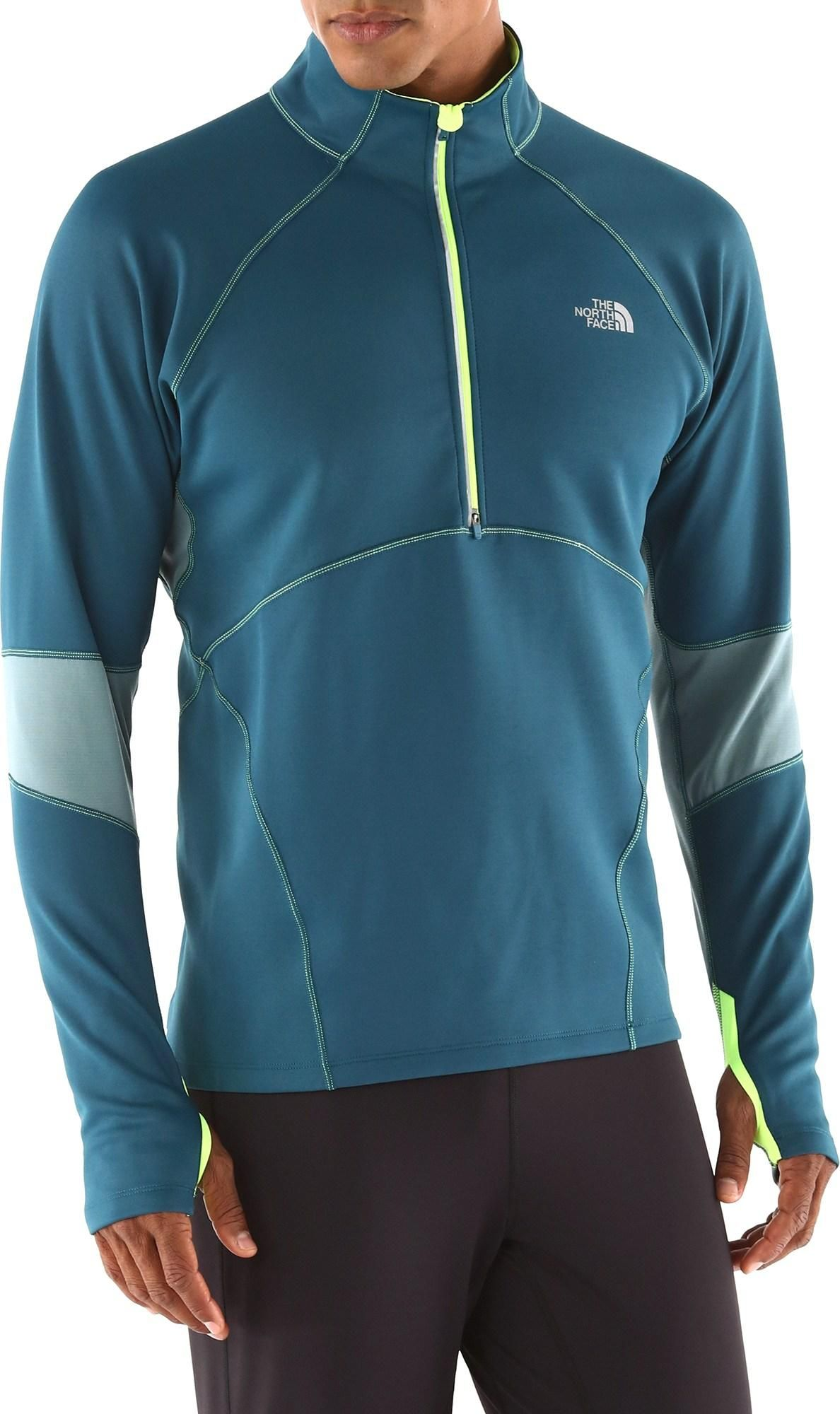aef2a36aa The North Face Momentum Thermal Half-Zip Top - Men's | REI Co-op ...