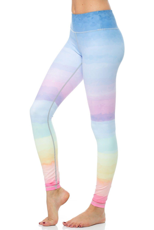 dc408c2747 Flexi Lexi Clothing Flexi Yoga Legging in Color Palette | Products I ...