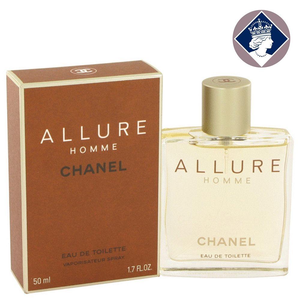 Chanel Allure Homme 50ml/1.7oz Eau De Toilette Spray