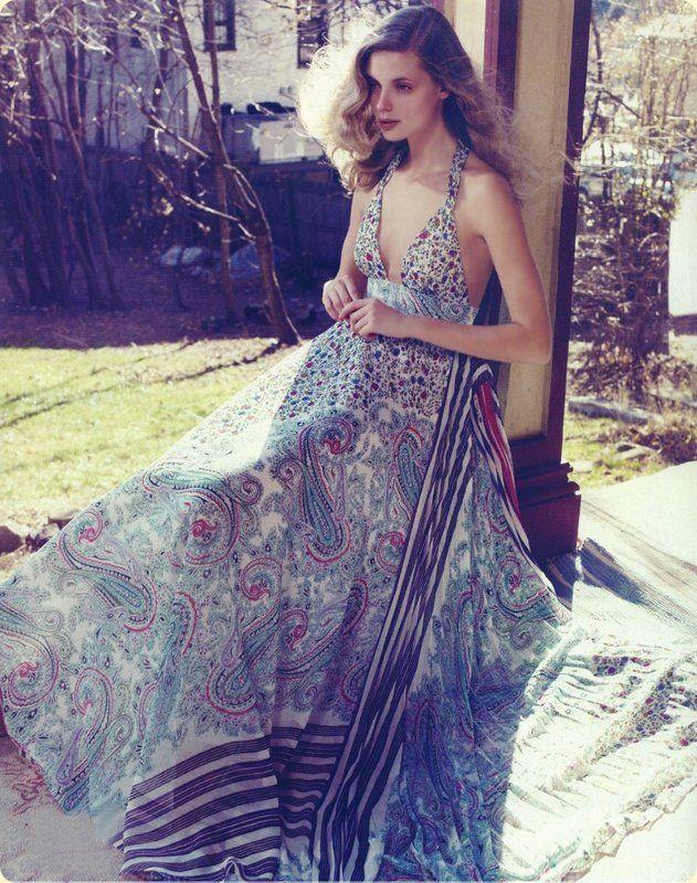 Más de 25 ideas increíbles sobre Vestido de pañuelo en ...