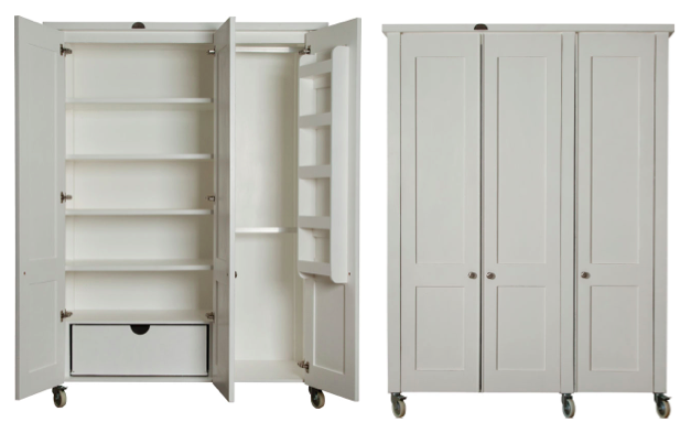 Free standing wardrobe Minimalist introducing Milestone Kitchens Free Standing Wardrobes The Door Wardrobe These Images Show The Wardrobe From The Swedish Style Range Pinterest Introducing Milestone Kitchens Free Standing Wardrobes The Door