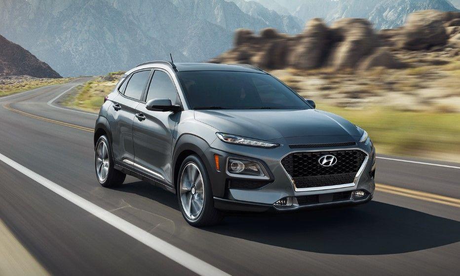 2019 Hyundai Kona Price and Release Date Hyundai