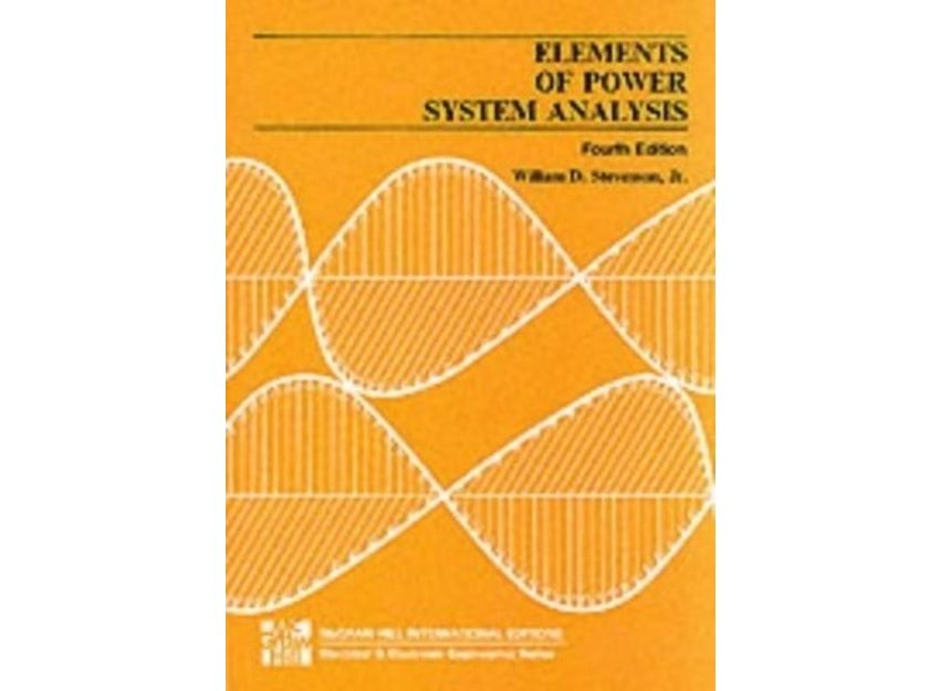 Power System Analysis By Nagoor Kani Ebook