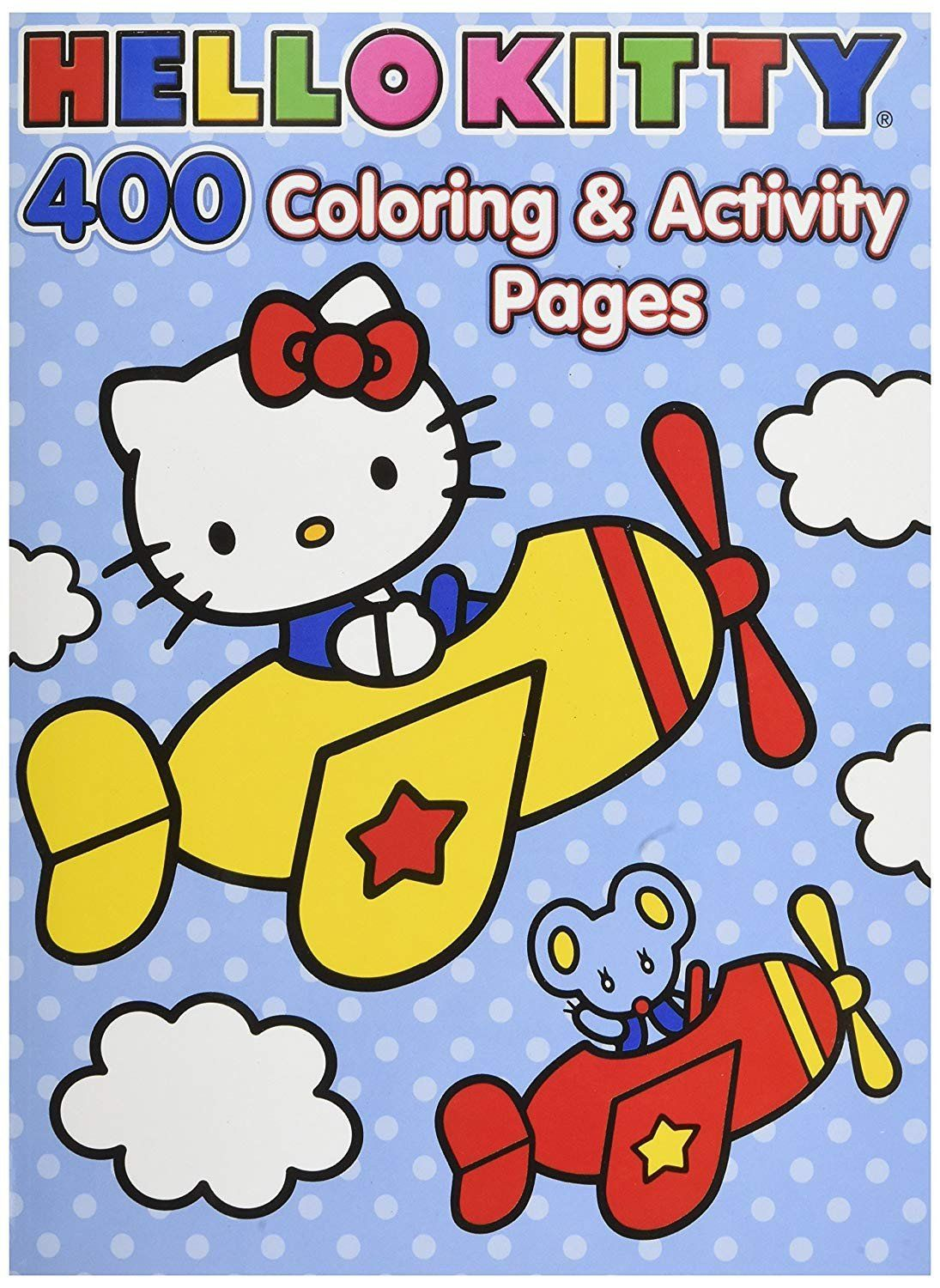 Hello Kitty Coloring Book Inspirational Coloring Hello