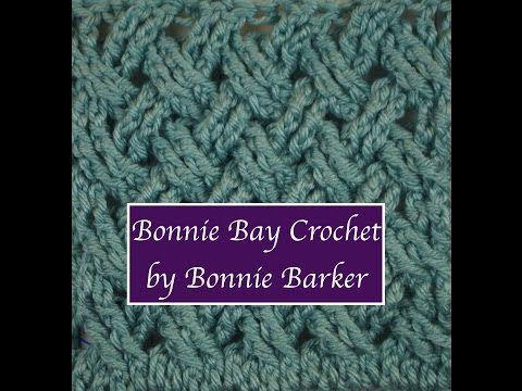 Barker Celtic Weave (BCW) or Celtic Weave (CW) - YouTube | Yarns ...