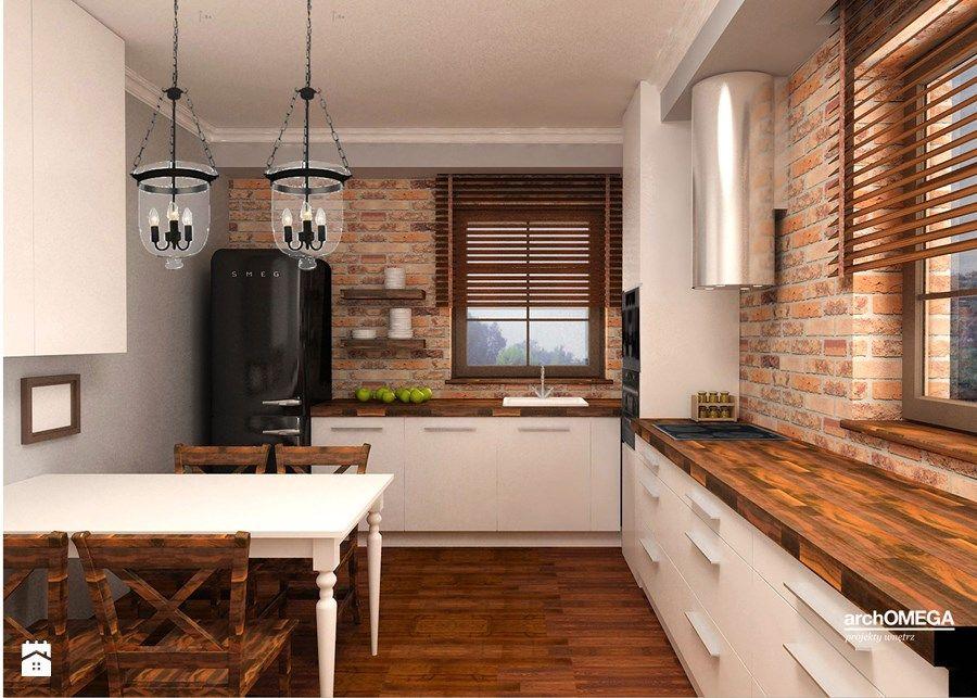 Kuchnia Perfekcyjnej Pani Domu Zdjęcie Od Archomega Biuro