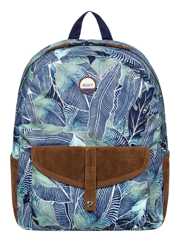 ba6900875c roxy, Carribbean Backpack, BLUE DEPTHS READY MADE (bta6) | Patterns ...