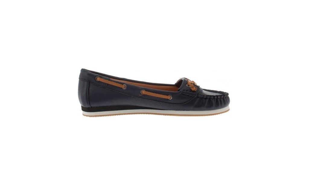 Nautic Chic Flat Shoes!  PARFOIS| Handbags and accessories online