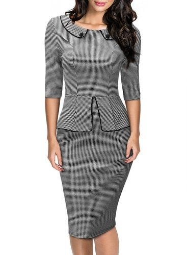 3ddafc66cfb6 Vintage Style Work Suit / Dress | stylin | Work suits for women ...
