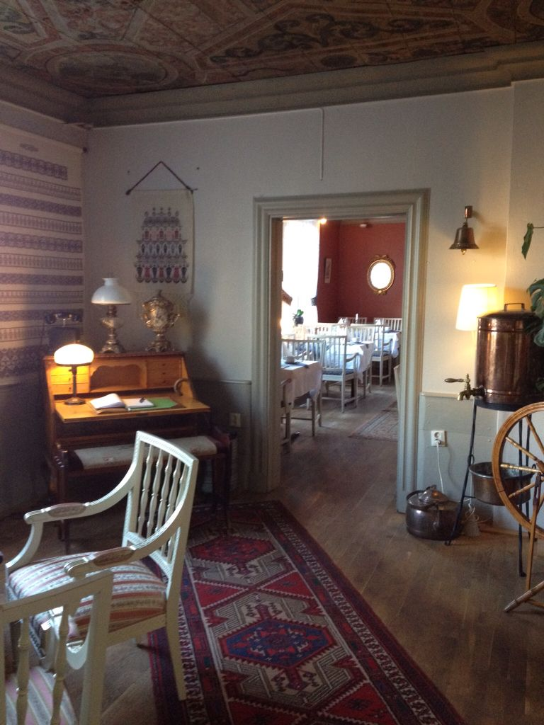 Traditional restaurant, Was Hus Gamla Linkoping   Home ...