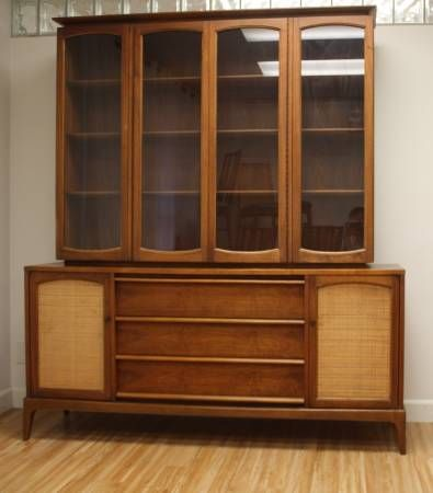 Mid-Century Modern Lane China Cabinet | Antiques and retro finds ...