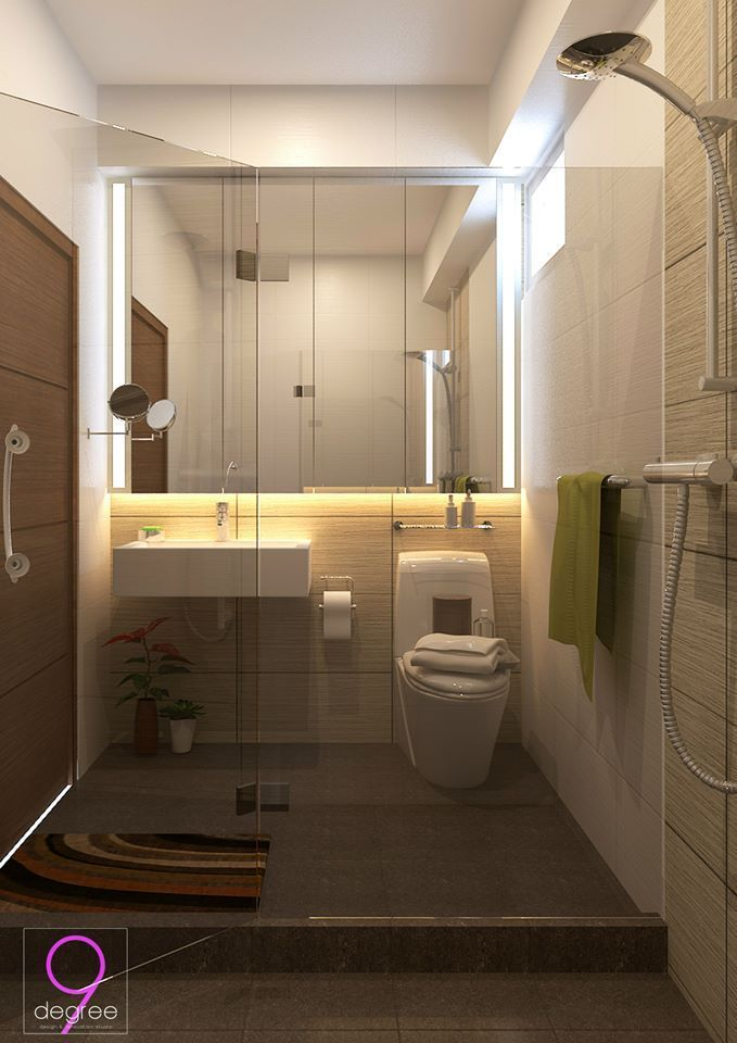 Bathroom Design For Hdb Singapore Bathroom Design Bathroom Design Modern Bathroom Design