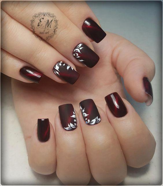 Фотография | Nails | Pinterest | Diseños de uñas elegantes, Uñas ...