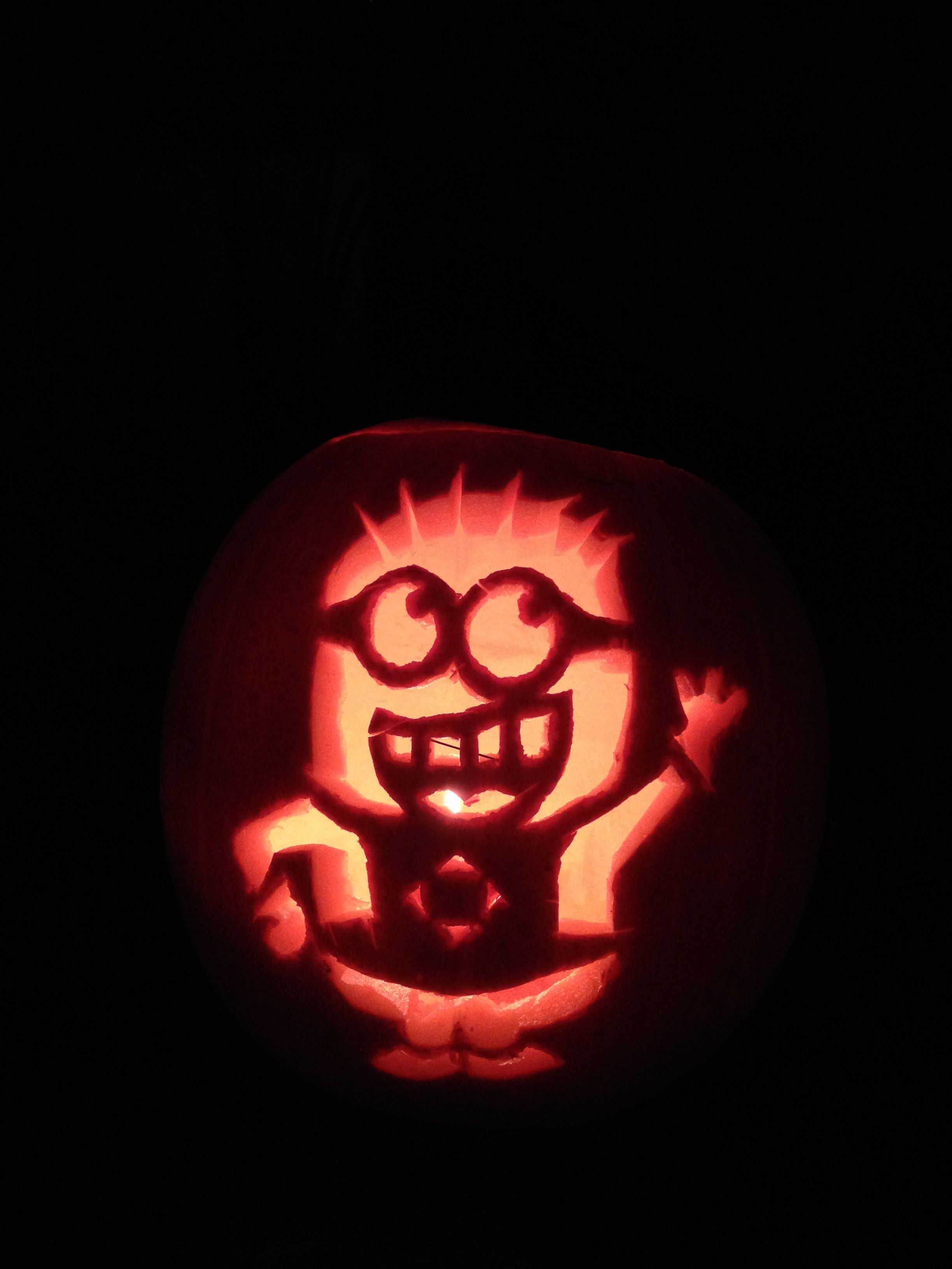 Minion pumpkin carving projects to try pinterest minion