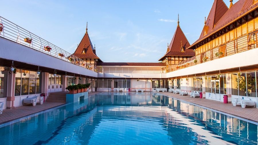 Strand Apollo Felix Hotels In Romania Modern Spa Spa Website