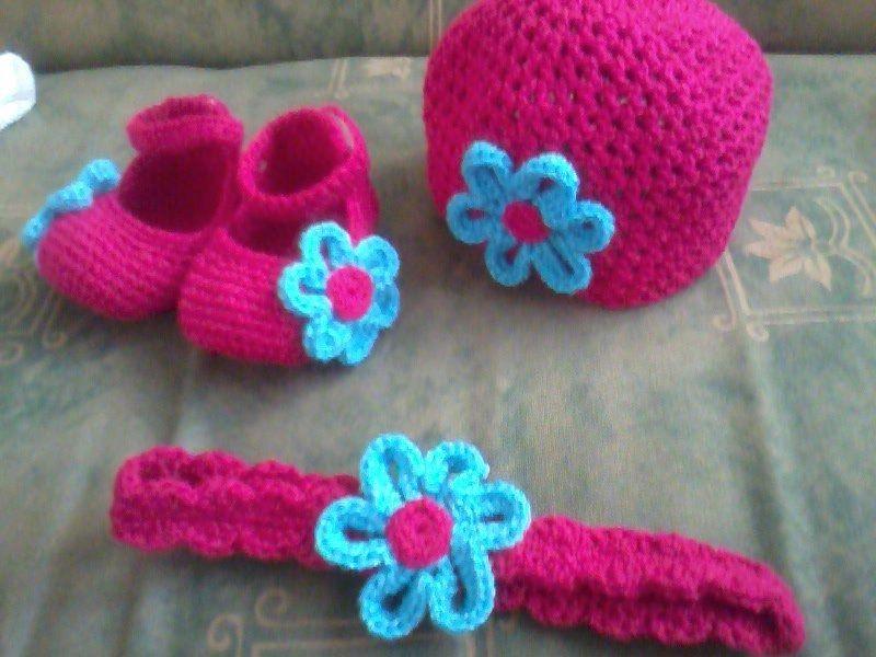 Moda infantil tejida a mano | Tejidos | Pinterest | Crochet, Crochet ...
