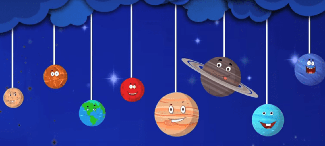 solar system song - 1132×509